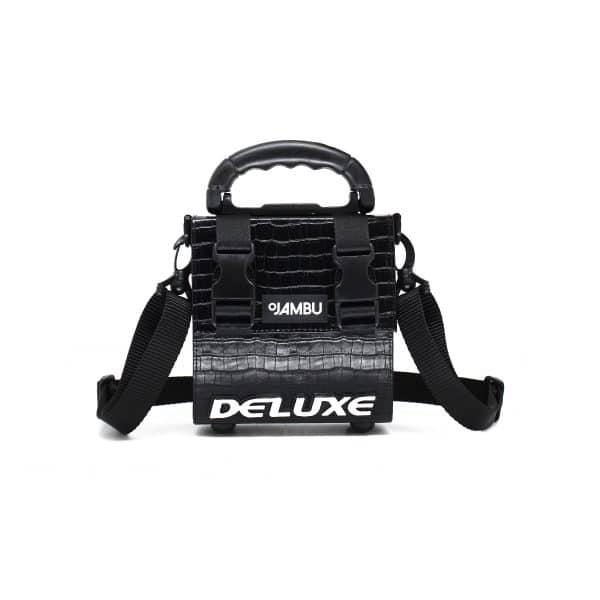 Deluxe frente alça – preto
