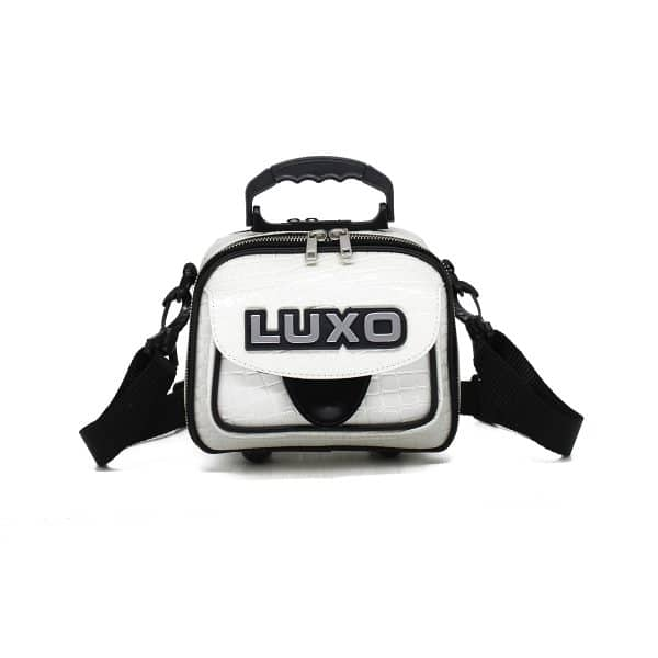Luxo frente alça – branco
